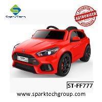 키즈 카 전기 newLicensed Ford Focus RS 장난감 자동차 키즈 (ST-FF777)