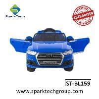 新しい子供用スライディングおもちゃ子供向けのアウディQ7車のライセンス(ST-BL159)