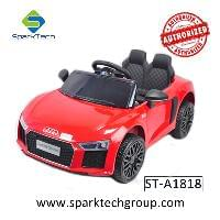 Popular Licensed AUDI MINI R8  ride on cars for kids with remote control (ST-A1818)