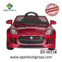 Newest Licensed Jaguar Toy Ride On Car With 2.4G Remote Control Scale Two Motors (ST-ID218)