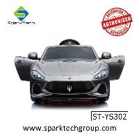 Licensed Maserati kids ride on electric cars toy for wholesale (ST-YS302)