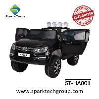 Licensed Volkswagen Amarok electric car for kids with remote control (ST-HA001)