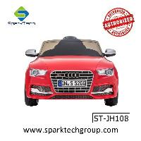 Licensed AUDI S5 electric car for kids to drive plastic toys for kids (ST-JH108 )