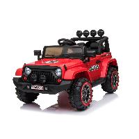 Remote Control 12V Kids Electric Car Jeep Wrangler Style Ride On Toy Car (ST-Z7588)