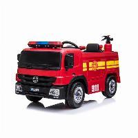 2019 12V Battery Ride on Car Toy Fire Truck Children Fire Fighting Truck (ST-D1818)