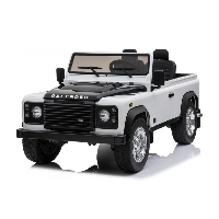 Licensed Land Rover Defender Kids Ride On Truck 12V Electric Powered Wheels Car with RC Remote Control (ST-ID328)