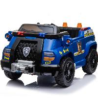 2019 Cartoon Kids Battery Operated Ride on Police Car Four Wheel Driving Car (ST-G3155)
