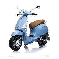 2019 Newest Official Licensed Vespa Toy RC Battery Operated Ride on Toy Motorcycle (ST-KT728)