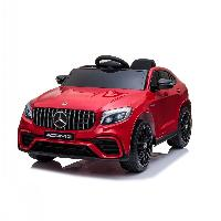 SparkFun Official Authorized Licensed Mercedes Benz GLC 63 S Coupe Cheap Kids Electric Ride on Car (ST-W5688)