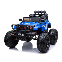 New Wholesale 24V Kids Jeep Mini Car Big Wheel 4x4 Ride on Jeep for Kids (ST-X7588A)