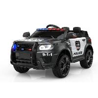 New Land Rover SUV Design Electric Kids Ride on Police Car Toys for Ride (ST-JC002)