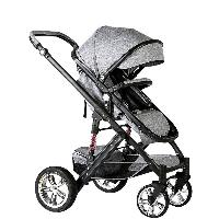 Good Quality Cheap Wholesale Price EN1888 Certificate Aluminum Alloy Baby Stroller Pram (SF-S0AT8)