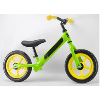 New 12 Inch EVA Tire Two Wheels Baby Kids Mini Balance Bike with Galvanized Metal Clamp (SF-S1201A)