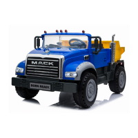 New Licensed Mack Trucks Drive Free 12V Battery Powered Kids Ride on Car (ST-Z8822)