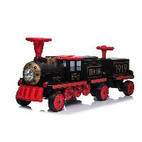 SparkFun Newest Popular Removable Battery Powerful Kids Ride on Car Train with Many Trailer (ST-D1919)