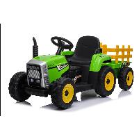 Newest Popular 2.4G Remote Control Kids Electric Car Ride on Tractor with Trailer (ST-KX611)