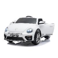 Wholesale ride on battery operated Licensed Volkswagen Beetle Dune kids baby car (ST-YS303)