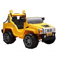 Kids Plastic Car Rechargeable Hummer Ride On Toy Car With Two Seats (ST-G0A26)