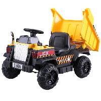 Newest Popular Cheap 2.4G Remote Control Kids Electric Car Ride on Technical Vehicle Tipping Bucket Car (ST-YS606)