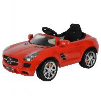 12V Battery Kids Ride on Car Children Electric Cars for Kids Car Licensed Benz SLS AMG (ST-Q0681)