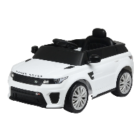 Newest Licensed Land Rover Kids Ride On Toy Cars Remote Control 12V Battery Powered Vehicles with Push Bar and Canopy (ST-Q6732)