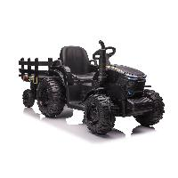 Newest Popular Kids Agricultural Vehicle Toy Car Kids Ride on Electric Tractor with Trailer (ST-JC000B)